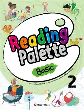 도서 이미지 - Reading Palette Basic 2