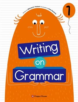 도서 이미지 - Writing on Grammar 1