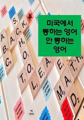 도서 이미지 - 미국에서 통하는 영어, 안통하는 영어
