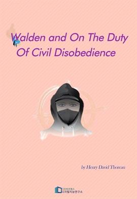 도서 이미지 - Walden and On The Duty Of Civil Disobedience