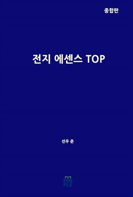 도서 이미지 - 전지 에센스 TOP(종합판)